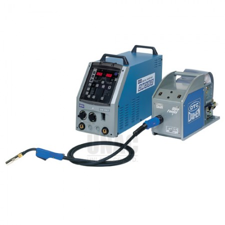 DM-350 Co2/Mag welding machine