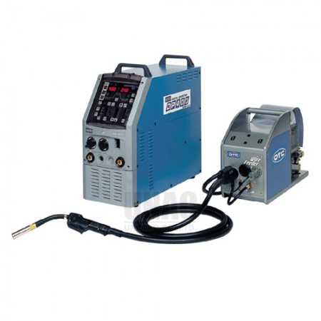 DP-400(AL) MIG welding machine