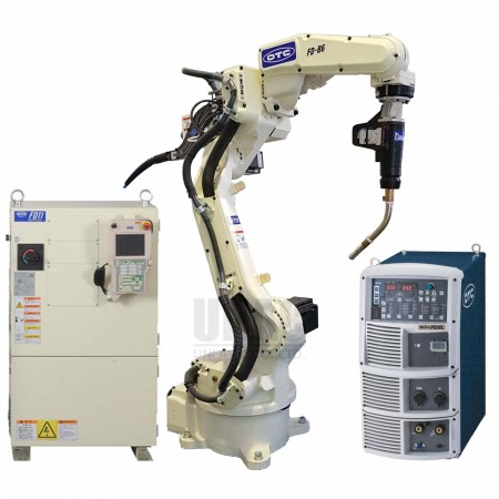 FD-B6-WBP500L Arc Welding Robot with Synchro-feed set