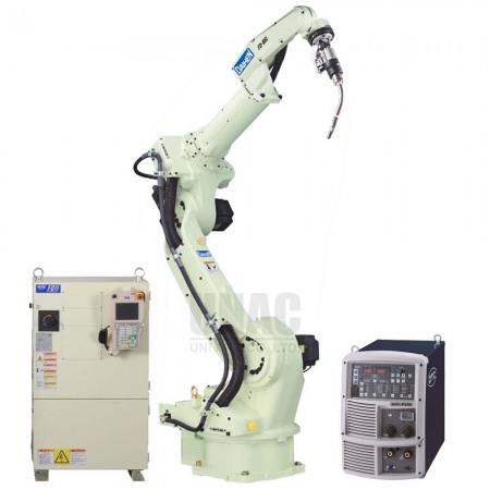 FD-B6L-WBP400(Fe,Sus) Arc Welding Robot (Long-arm)