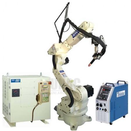 FD-V6-DA300P(AL) Arc Welding Robot with TIG FILLER&TIG Pulse S/W