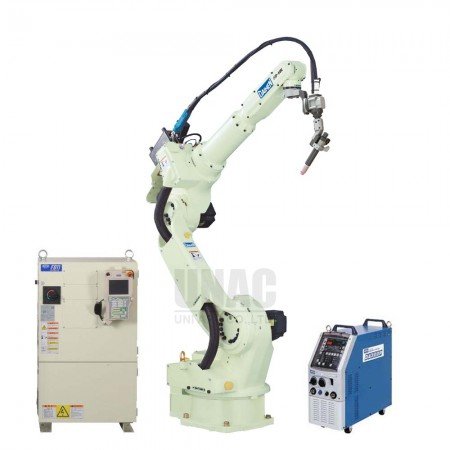 FD-V8L-DA300P(Fe,Sus) Arc Welding Robot (Long-arm) with TIG FILLER