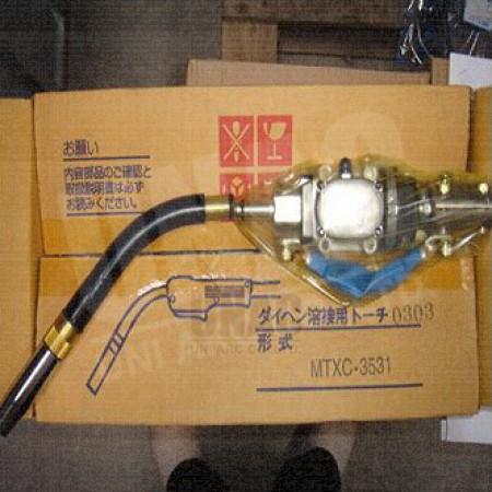 MTX Series CO2/MAG Robotic welding torch