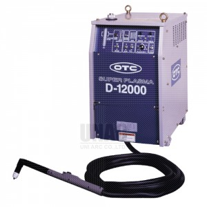 D-12000 Plasma cutting machine