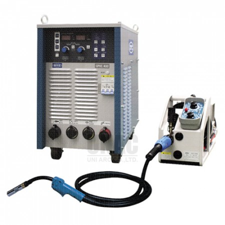 CPVE-400 Series II Eco Inverter CO2/MAG Welding Machine