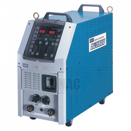 DL-350II CO2/MAG Digital Inverter Welding Machine