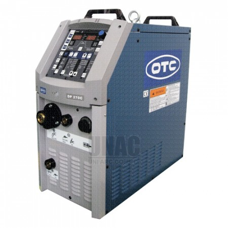 DP-270C(AL) MIG welding machine