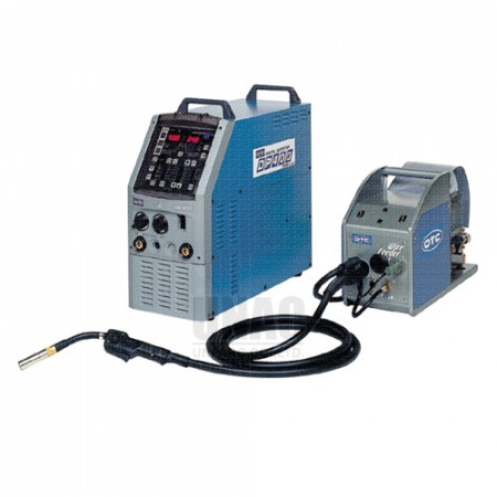 DP-400(AL) Pulsed MIG welding machine