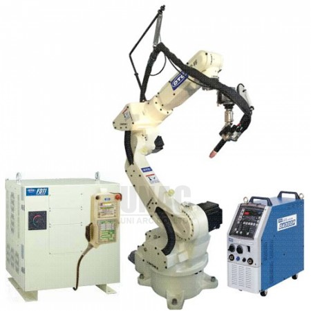FD-V6-DA300P(AL) Arc Welding Robot with TIG FILLER&TIG Pulse S/W