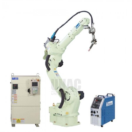 FD-V8L-DA300P(AL) Arc Welding Robot (Long-arm) with TIG FILLER
