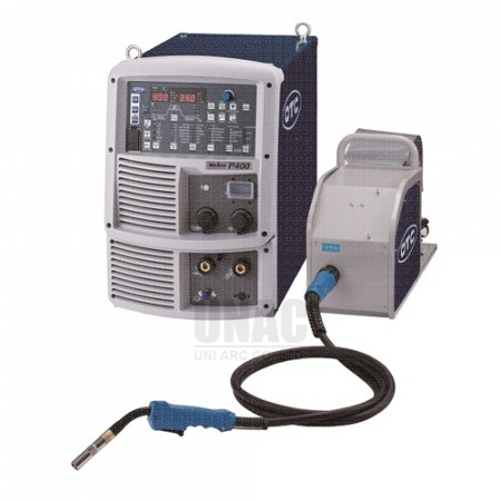 WB-P400 CO2/MAG/MIG welding machine, Wavepulse