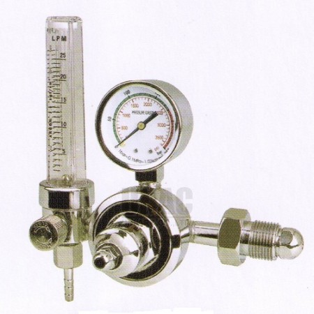 YQAR-731L2 EX Argon Regulator (External Thread)