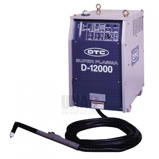 D-12000 Plasma cutting machine