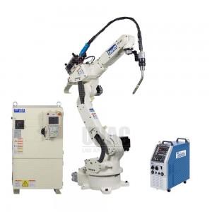 FD-V8-DA300P(AL) Arc Welding Robot with TIG FILLER