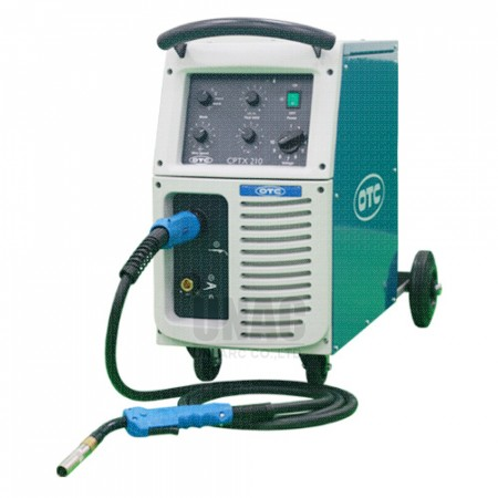CPTX-210 Compact CO2/MAG/MIG Welding Machine