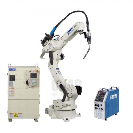 FD-V8-DA300P(AL) Arc Welding Robot with TIG FILLER