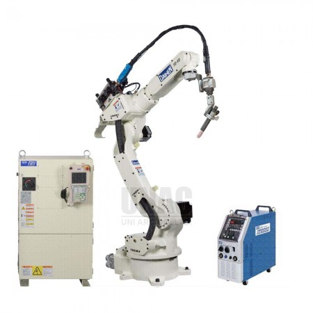 FD-V8-DA300P(Fe,Sus) Arc Welding Robot with TIG FILLER