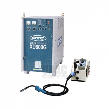 XD-600G Co2/Mag welding machine