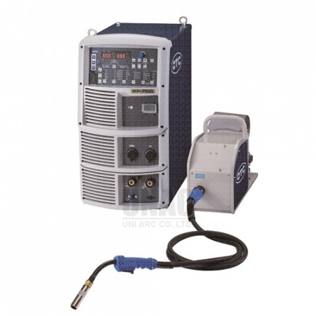 WB-P500L CO2/MAG/MIG welding machine, Wavepulse (Low-spatter)