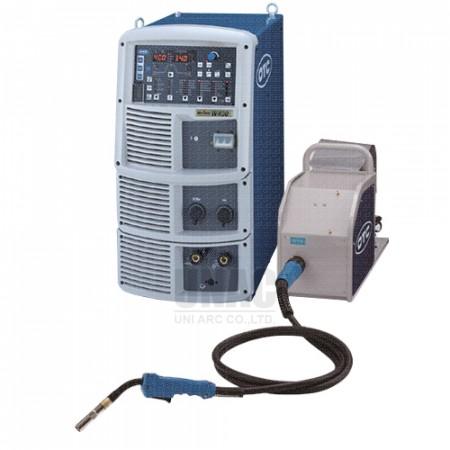 WB-W400 AC/DC Pulse MAG/MIG Welder