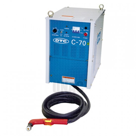 C-70 Plasma cutting machine