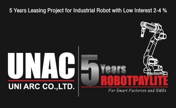 สินเชื่อหุ่นยนต์ สินเชื่อเครื่องจักร สินเชื่อทรานส์ transform soft loan robot loan